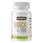Добавка MXL MACA 750 6:1 Concentrate 90 капсул